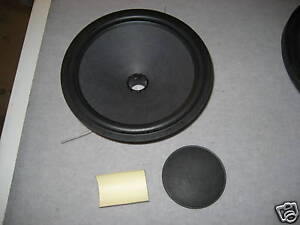 ADS a/d/s/ 206-0349 Re-cone Kit  L1290, L1290/1 Warranty by adsspeakersservices!