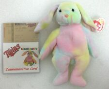 Hippie Twins Ty Beanie Baby Sports Commemorative & Stub