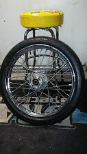 "21"" SPOKE RIM AND TIRE MH-90-21 CHOPPER BOBBER CUSTOM #2691"