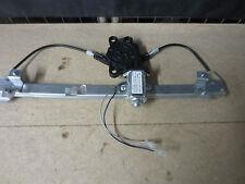 Vauxhall Meriva A 06-10 Elec Window Regulator Mech Left Hand Rear PartNo LS.7483