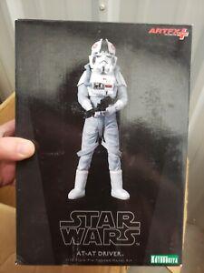 Figure Statue Kotobukiya Sw94 Toy ATAT New 1//10 Star Wars AT-AT DRIVER ArtFX