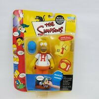The Simpsons World Of Springfield Mascot Homer Series 6 Figure Playmates Toys