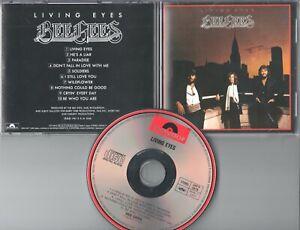 Bee Gees  ( Gibb )   CD  Living Eyes    ©  1981  Polydor  Japan /  Neuwertig