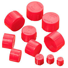 Allstar Plastic Cap Kit For Engine Ideal When Cleaning Painting Storing