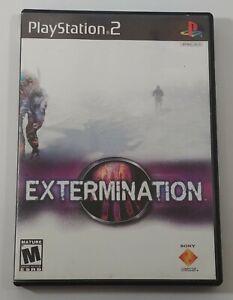 Extermination (Sony Playstation 2, 2003) - CIB