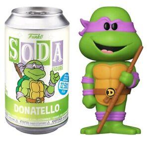 Teenage Mutant Ninja Turtles - Donatello (Common) Vinyl Soda -FUN51755-FUNKO