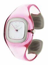 Nike Presto Smooth WT0025-602 Ladies Small Translucent Pink/Lotus Pink Watch