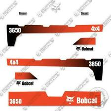 Bobcat 3650 4x4 Utility Vehicle Replacement Decals  Equipment Decal Kit