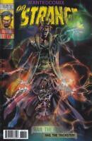 DOCTOR STRANGE #381 LENTICULAR VAR MARVEL COMICS (W) Donny Cates 1ST APP BATS