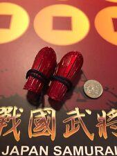 COO Models Japan Samurai Sanada Yukimura METAL Gauntlets loose 1/6th scale