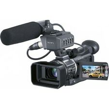 Sony HVR-A1  Professional HDV Camcorder (open box)