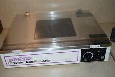 SPECTROLINE TVC-312R ULTRAVIOLET TRANSILLUMINATOR