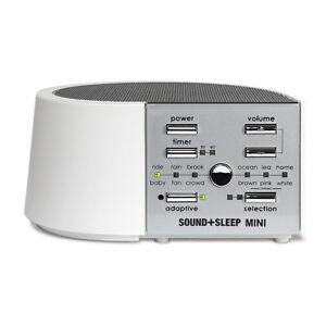 SOUND+SLEEP MINI - Sleep Therapy & White Noise Machine - USED