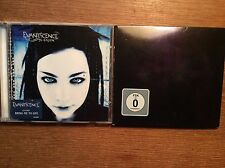 Evanescence [2 CD Alben] Evanescence 2011 + Fallen