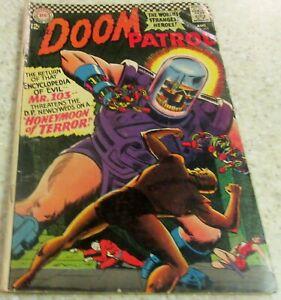Doom Patrol 105, (VG 4.0) DC 1966, 33% off Guide!