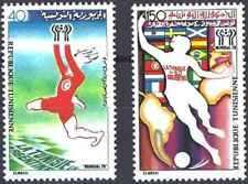 Timbres Sports Football Tunisie 867/8 * (46115AF)
