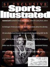 "Sports Illustrated 3/9/2015 ""Aaron Levi"" Wilt Chamberlain Son? - SI Exclusive"