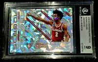 COLLIN SEXTON 18-19 CONTENDERS DRAFT CRACKED ICE PARALLEL ROOKIE RC 5/23 BGS 9