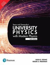 University Physics with Modern Physics,14/e by Young (Int. ED)