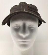 Levi's Levis Jeans Cotton Baseball Hat Cap Gray One Size Fits Most Strap Back