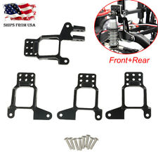 Alloy Front / Rear Shock Tower Hoops Bracket Mount For 1/10 RC TRAXXAS TRX-4 US