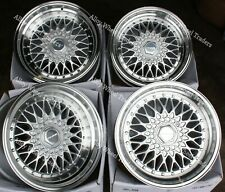 "16"" S RS OR ROUES EN ALLIAGE CONVIENT VW CADDY CORRADO CITYGOLF golf jetta up 4x100"