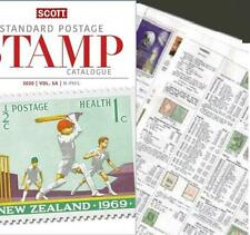 New Guinea 2020 Scott Catalogue Pages 233-234