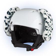 Helmohren für Skihelm Dalmatiner - Hundeohren für Ski Helm Helmet Dog Ears Schi