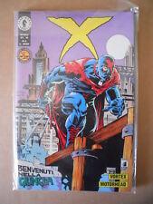 COMICS ' GREATEST WORLD: X Vol.4 1994 Dark Horse Star Comics  [G691]