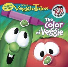 The Color of Veggie (VeggieTales (Simon Scribbles)
