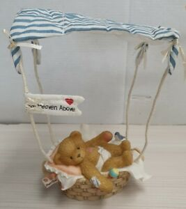 Cherised Teddies Billie A Bundle Of Joy From Heaven Above Limited Edition c2001