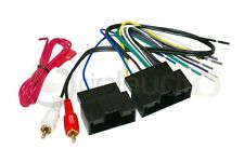 Radio Wiring Harness for Aftermarket Radio Installation WH-0038