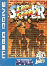 SEGA Mega Drive Spiel - Super Street Fighter 2: The New Challengers mit OVP