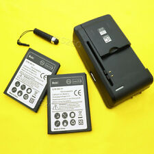 For Sprint Samsung Transform Ultra SPH-M930 Extended Slim Battery Charger Stylus