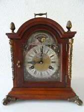Warmink Wuba Dutch Vintage Antique Mantel Shelf MOONPHASE clock REPAIR