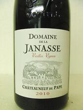 2010 Domaine de la Janasse Vieilles Vignes Chateauneuf du Pape 100/100 Parker