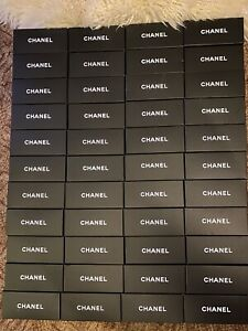 Chanel Genuine Glasses Boxes with Cases All Brand New All Certificates Incl