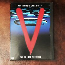 V (DVD, 2001) Humankind's Last Stand  The Original Miniseries Mint Condition