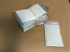 50 Count Poly Bubble Padded Envelopes Plastic Protective Packaging Mailers