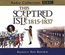 This Sceptred Isle: v.9 1815-1837 by Christopher Lee CD Audiobook NEW & SEALED