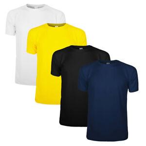 Maglia T-Shirt Sportiva Uomo SPRINTEX 7203 Palestra Running Calcio Sport