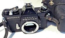 Asahi Pentax Spotmatic SP F SLR 35mm Film Camera Body Only - M42 Mount