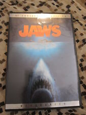 Jaws 30th Anniversary Edition DVD Widescreen Bonus Features