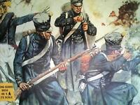 1/72 Napoleonic French Young Guard Infantry 8034
