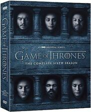 Game of Thrones Season 6 DVDs & Blu-ray
