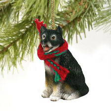 Alaskan Malamute Dog Tiny One Miniature Christmas Holiday Ornament