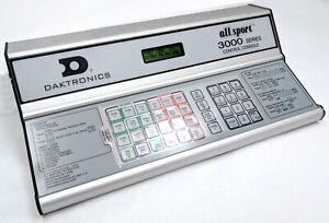 Daktronics All Sport 3000 Series Scoreboard Controller Control Console AS3100