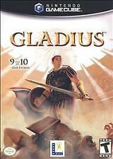Gladius (Nintendo GameCube, 2003) Complete With Manual