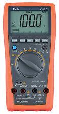 VC87 True RMS Digital Multimeter DMM motor drive w/ Backlight w/ Case USA Seller