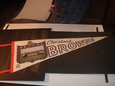 1965 Cleveland Browns World Champs Picture Pennant #2